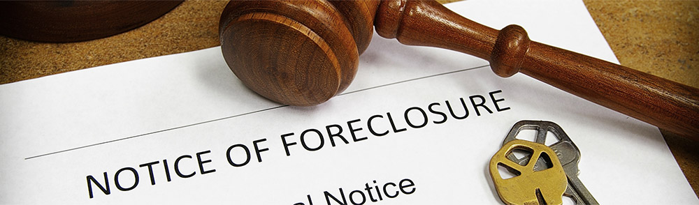 LANDLORD IS IN FORECLOSURE